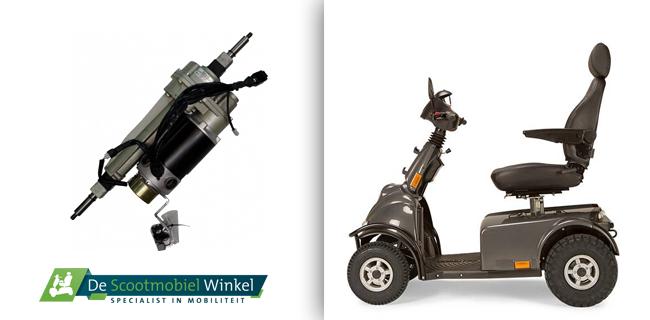 Gebruikte Scootmobiel Kopen Motor En Frame De