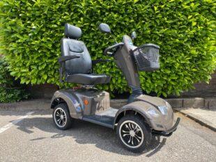 Gebruikte scootmobiel - Vermeiren Carpo 2 Eco | De Scootmobiel Winkel
