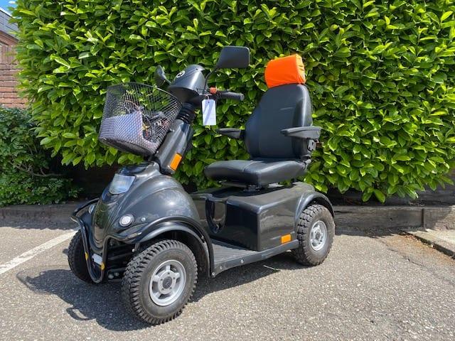 Gebruikte scootmobiel - MiniCrosser M2 | De Scootmobiel Winkel