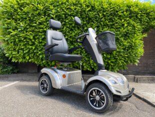 Gebruikte scootmobiel - Vermeiren Carpo 2 sport | De Scootmobiel Winkel
